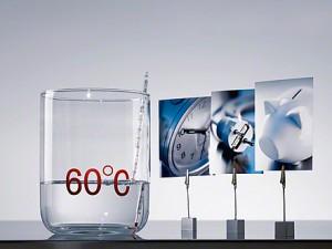 Geschirrspüler - Zulauftemperatur, Bildquelle Somat