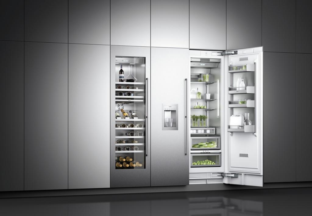 Kühlschrank Kombination