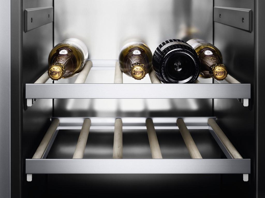 Wein - Kühlschrank von Gaggenau