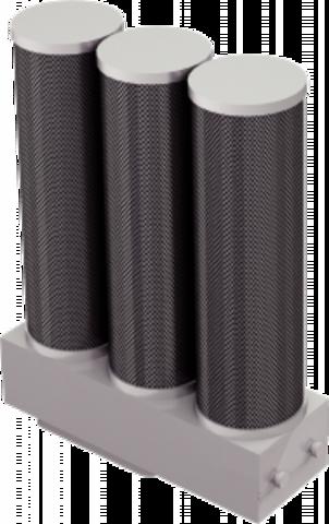 BORA Aktivkohle Filtereinheit